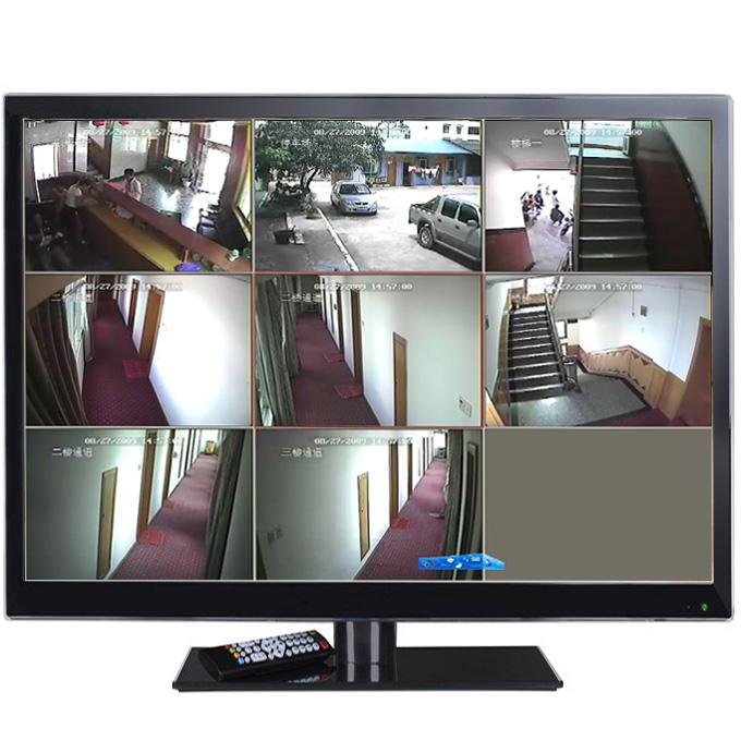 46寸监视器 液晶工业显示屏 安防监控高清显示屏