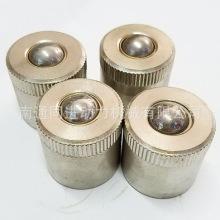 供应精工车制 弹簧减震万向球 KSH-15型  钢球轮 量大优惠批发