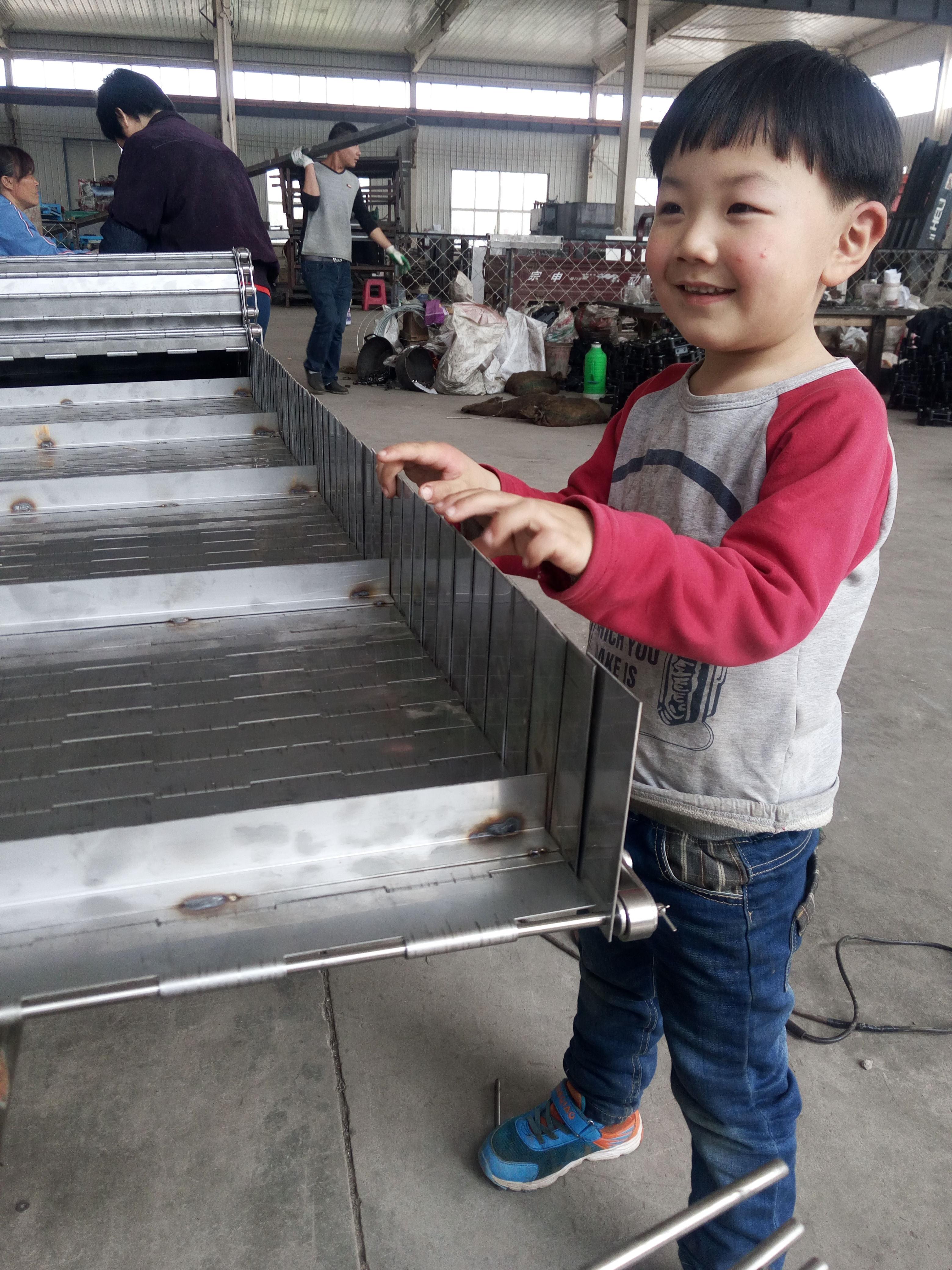 厂家直销 不锈钢链板 输送链板 烘干清洗板式链 发货快有质保