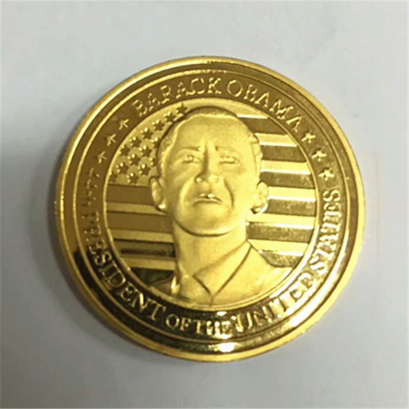 金属镀金孙中山纪念币钱币收藏 专业定制校庆司庆活动礼品纪念章