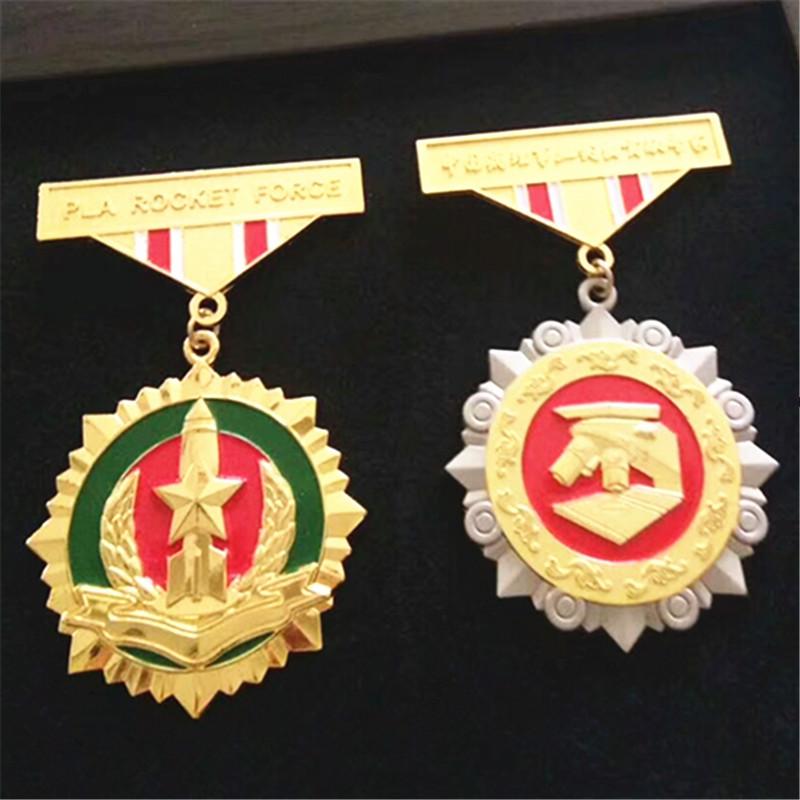 运动会活动比赛奖章定制 跑步比赛活动纪念品 金属烤漆上色奖牌