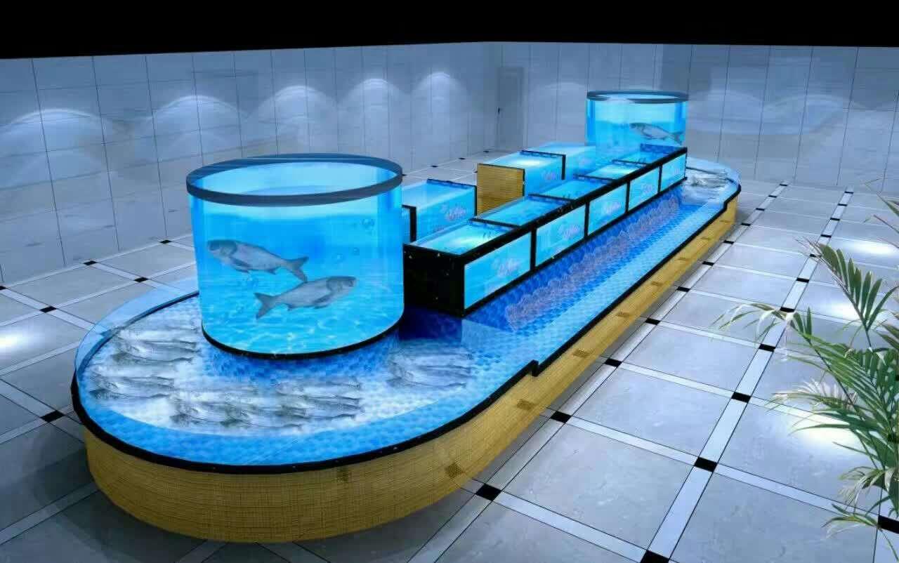 了解杭州水族鱼缸材质
