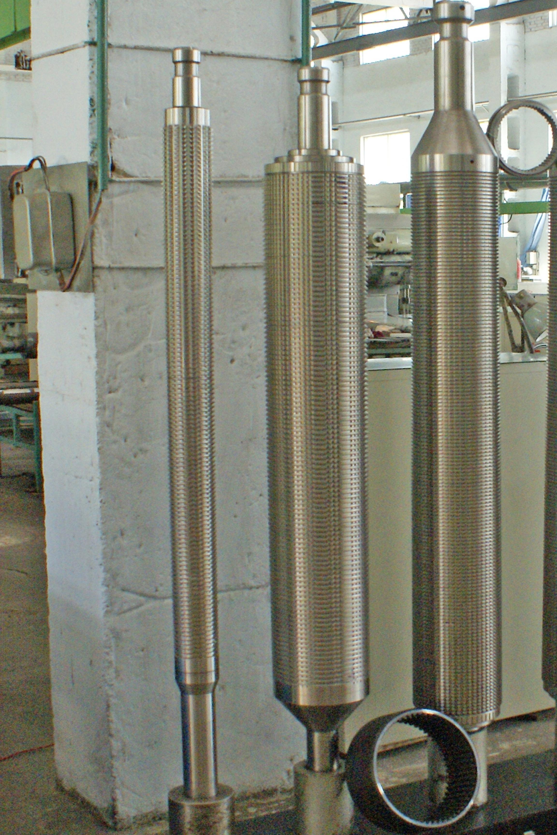 盐城高速钢滚刀厂家/M35复杂刀具/高速钢热处理