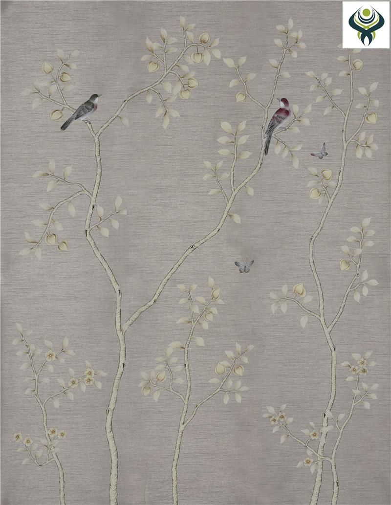 厂家直销手绘丝绸壁画|手绘丝绸壁画素材|手绘丝绸画