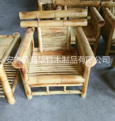竹家具手工竹沙发茶几套件图片/竹家具手工竹沙发茶几套件样板图 (1)