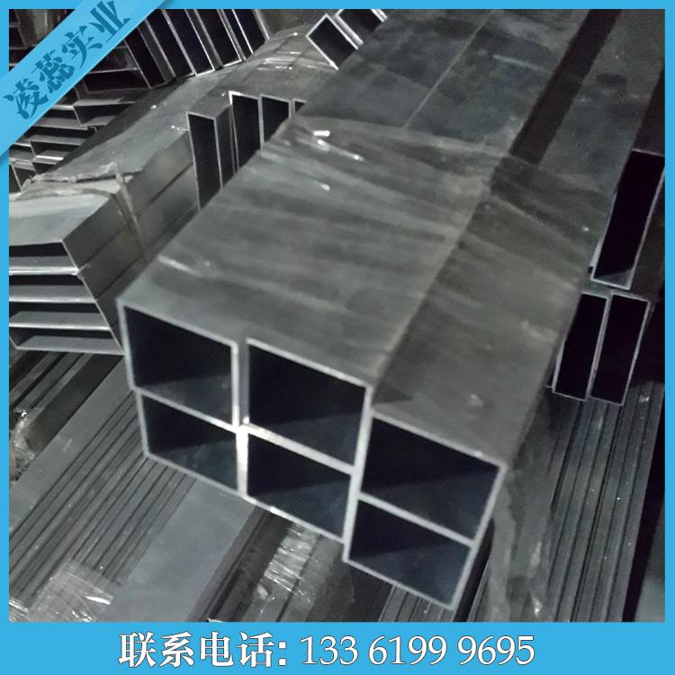 铝方管型材100*100*1.4/2/3/5/10直角铝管零割方通