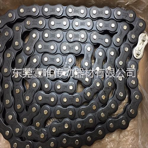 椿本免加油链条RS80-LMD-1日本TSUBAKI传动链8分单排链原装供应