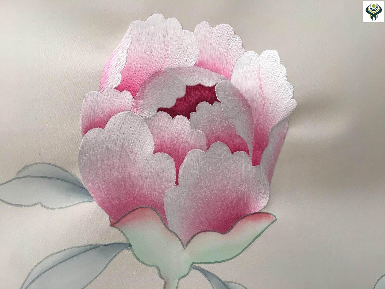 手工刺绣墙纸 【价格、厂家、求购】——无锡琴棋壁画