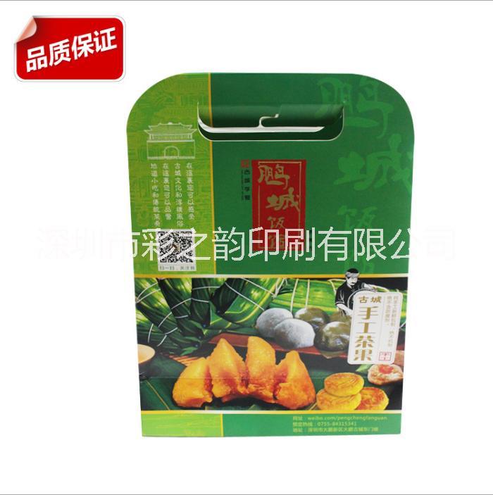250g牛皮纸袋定制 深圳厂家供应高档手提礼品袋烫金手提 厂家直供