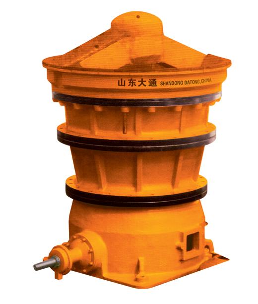山东大通机械科技有限公司五龙牌PXZ液压旋回破碎机