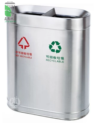 西安灭烟柱果皮箱、西安垃圾桶厂家