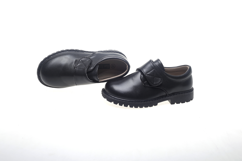 全黑童皮鞋 童皮鞋报价 童皮鞋供应商 魔术贴童皮鞋 童皮鞋出厂 童皮鞋  全黑魔术贴童皮鞋 哑面魔术贴童皮鞋