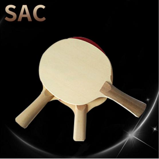 单层桧木乒乓球底板 单桧乒乓球拍 直板球拍底板 乒乓球拍生产商 乒乓球拍厂家直销