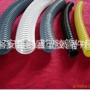 PVC塑料波纹管PVC加强筋软管图片