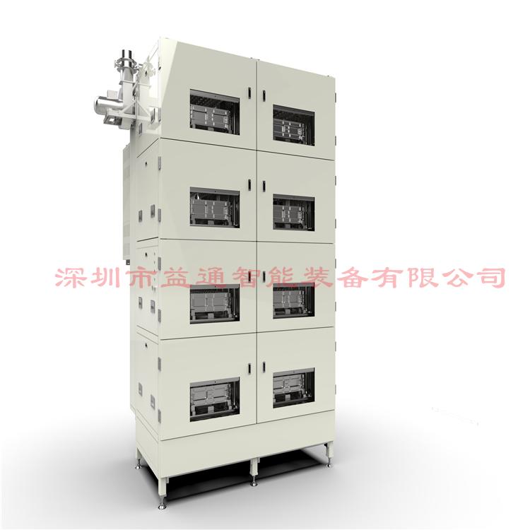 工厂直供锂电池自动负压化成机用于锂电芯激活检测
