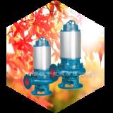 山东蓝升机械有限公司  山东济南WQ排污泵生产企业