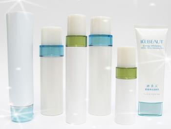 塑胶件化妆品 化妆品包材 塑料 PP膏霜瓶 乳液瓶 50ml 瓶试用装分装