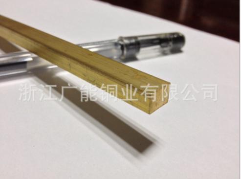 多规格黄铜条 黄铜条厂家 黄铜条报价 黄铜条批发价 黄铜条供应商 5*10黄铜条