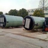 一体化预制泵站 玻璃钢筒体 定制生产厂家 品质保证
