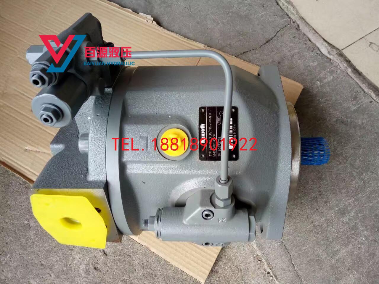 三一75挖机液压泵A10VO71,三一65挖掘机液压泵调节器