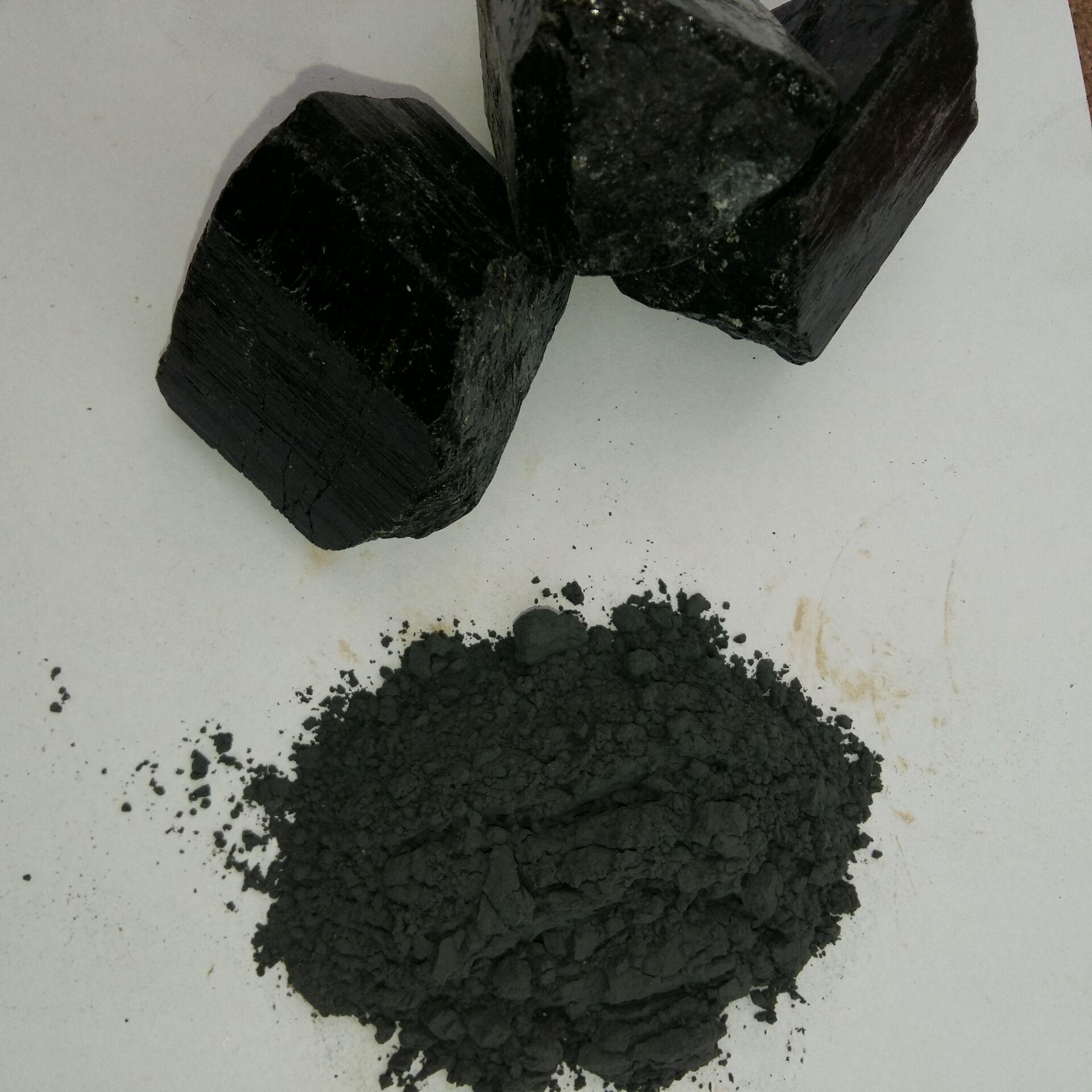 厂家直销 晶体电气石 大块电气石晶体 保健饰品用六棱电气石