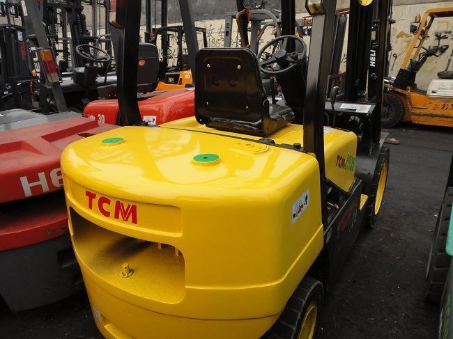 低价转让TCM3吨叉车一台