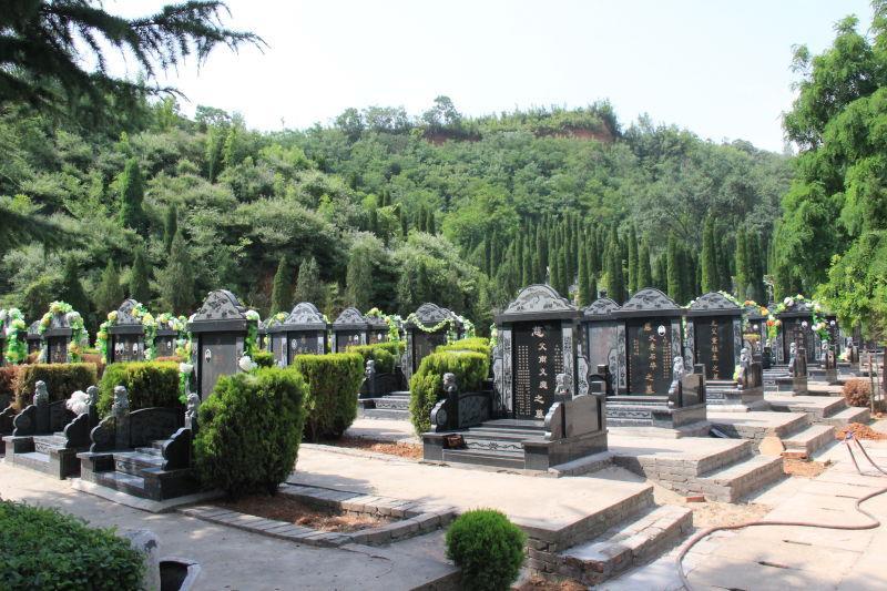 洛阳公墓经济实用型双穴墓位|洛阳公墓哪个位置好|独步天下的洛阳市北邙南山陵园