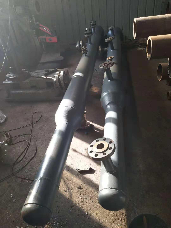 管道清管器收发球筒工作原理是什么?