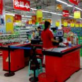 超市收款台厂家 供应超市收款台 直销超市收款台 超市收银台 超市辅助货架