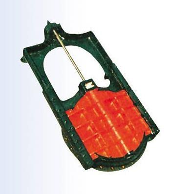 铸铁镶铜闸门的亮点与功能详细说明 铸铁镶铜闸门厂家
