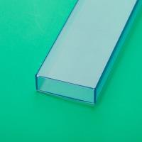 吸塑PVC管电子五金包装透明管价格