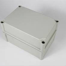 透明电气塑料盒 厂家供应塑料接线盒 端子接线盒 广东电气箱 防水电气箱批发
