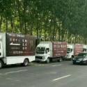 青岛LED广告车宣传车舞台租赁,图片