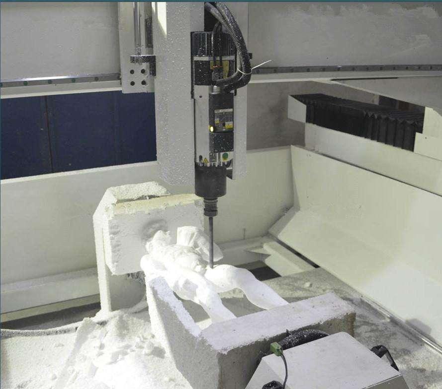 泡沫雕塑 3d打印泡沫 泡沫雕塑打印 数控加 机器人 舞台景片制作泡沫雕塑 3d打印泡沫雕塑cnc