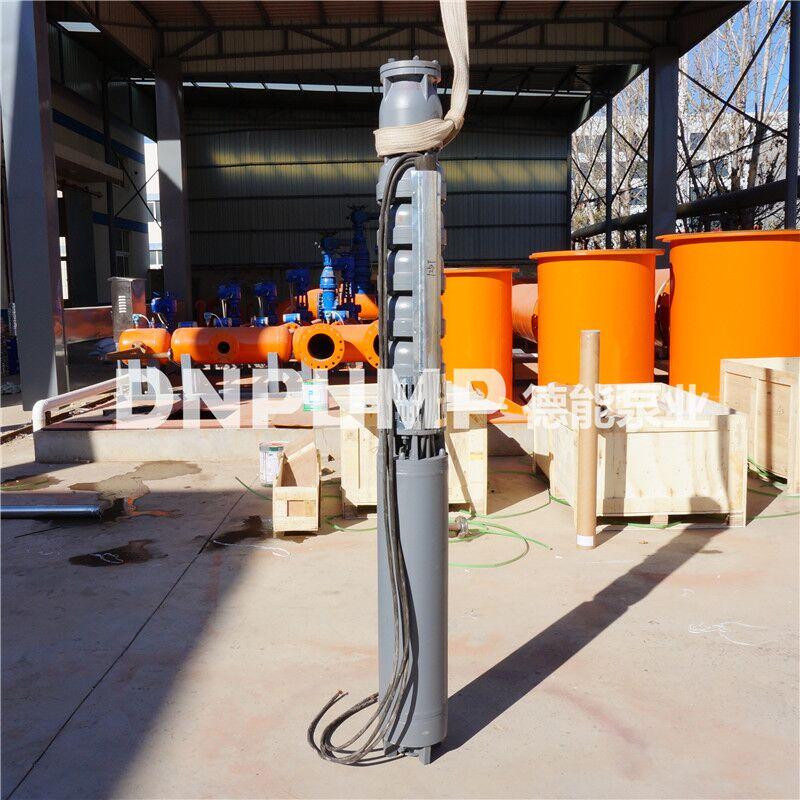 地热高扬程热水专用潜水泵