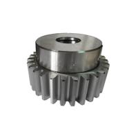 齿轮加工专业生产厂家  NS无侧隙直齿轮 SG研磨直齿轮 齿轮加工厂图片