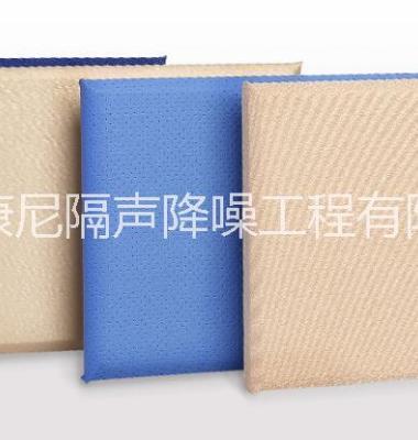 布艺软包吸音板图片/布艺软包吸音板样板图 (1)