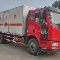 易燃气体运输车用途 易燃气体运输车报价 CLW5182XRQC5型易燃气体厢式运输车 易燃气体运输车厂家哪家好