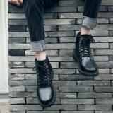 男鞋黑色皮鞋 男鞋黑色皮鞋18爆款男鞋皮靴中帮