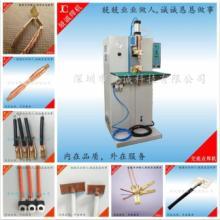 断路器铜线点焊机 低压电器铜线点焊机 电子元器件黄铜碰焊机批发