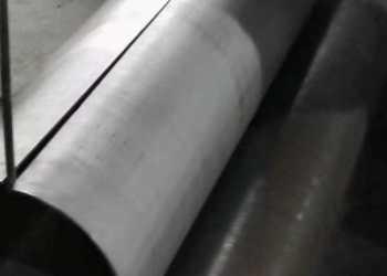 325*3*4000mm钛管道图片