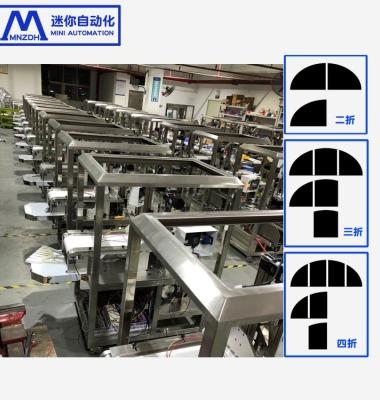 无纺布折膜机图片/无纺布折膜机样板图 (1)