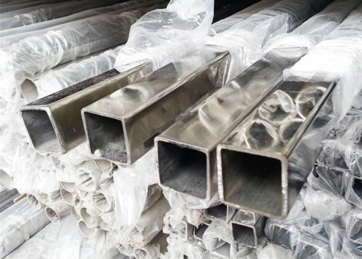 304不锈钢管正方形 外径60*60  70*70  75*75 拉丝方管 非标订做