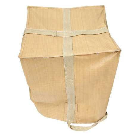 增城市垃圾处理用集装袋一次性用吨包袋叉车用集装袋吊装袋便宜的吨包