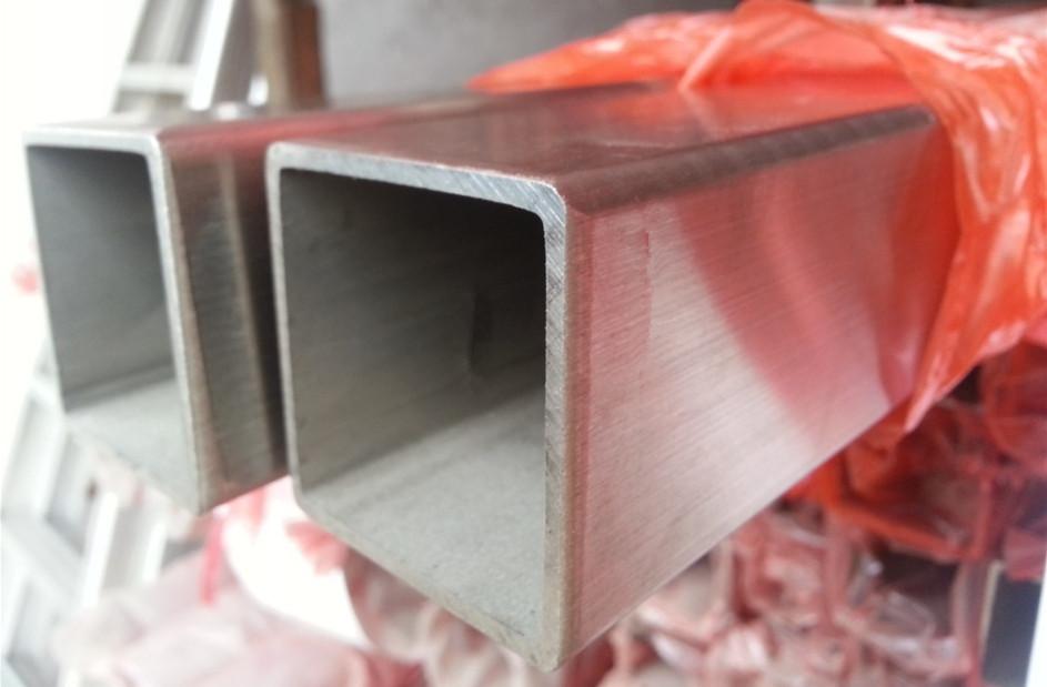 201 304不锈钢管厚壁无缝不锈钢管材管空心 毛细管 方管抛光方通