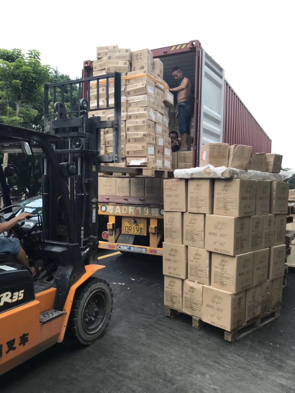 中国至柬埔寨陆海运专线双清包税