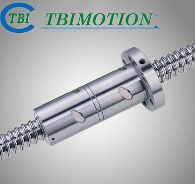 TBI精密滚珠丝杆螺母座的优势