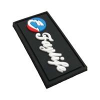 厂家定做PVC胶章滴塑橡胶标软胶胶牌 胶标 PVC软胶胶章
