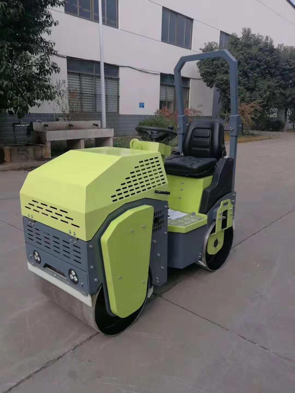运城市1吨驾驶型压路机产地直供 山西液压双驱压路机实力厂家 价格实惠