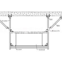 成品抗震支吊架管廊支架多向抗震支吊架机电抗震支架风管抗震支架